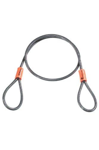 (Kryptonite 525 Kryptoflex Looped Cable)
