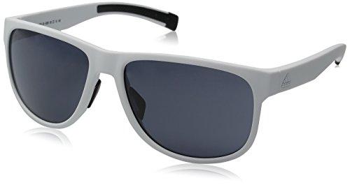 adidas Womens Sprung a429 6059 Round Sunglasses, White Matte, 60 - Sunglasses Adidas