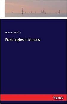 Book Poeti inglesi e francesi