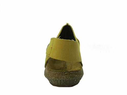 37 Eu curry Wakataua Schiava piedra Alla Donna El Naturalista N5065 Giallo qx1PxgBw