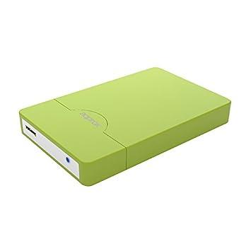 Approx APPHDD10GP - Carcasa sin Tornillos (USB 3.0, 2.5 ...