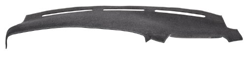 DashMat Original Dashboard Cover Chrysler PT Cruiser (Premium Carpet, Cinder)
