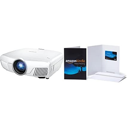 Epson Home Cinema 5040UB 3LCD Home Theater Projector with 4K Enhancement &  $100 Amazon com Gift Card