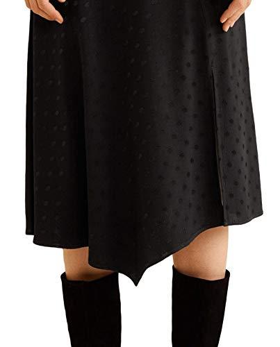 Mango Skirt 43050752 Mango Donna Jacquard Mango Donna 43050752 Skirt Jacquard Donna dwxAa4q
