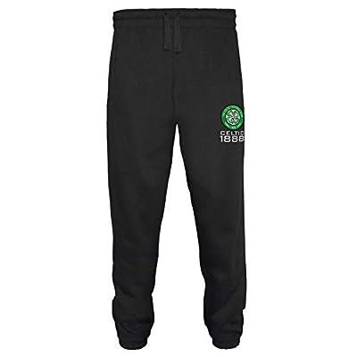 Celtic Football Club Official Soccer Gift Mens Fleece Joggers Jog Pants