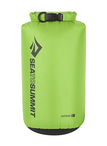 Sea to Summit Lightweight Dry Sack,Green,Medium-8-Liter (Best Dry Sack For Backpacking)