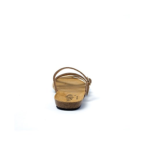 41 EU Oro PLAKTON Sabot Oro Donna Sandali 8nAnXq7Y