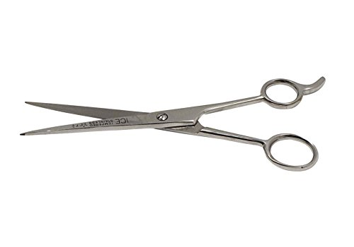 SE SP105 7.1/2-Inch Ice Tempered Stainless Steel Barber Scissor