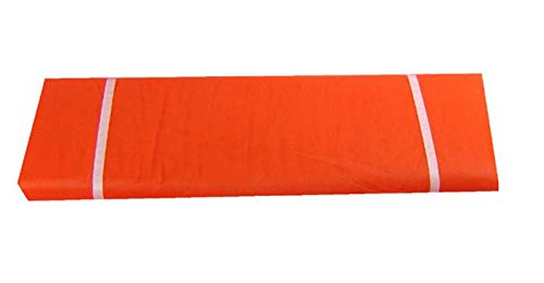 "54"" Tulle Fabric Bolt-40yds (Orange)"