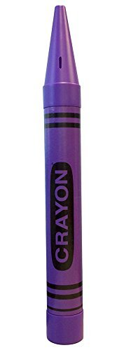 ROCKYMART Universal Affect - Large Crayon Coin Savings Bank - Dimensions are Approximately 22.5