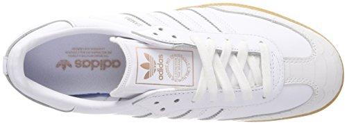 Ftwbla Chaussures W Blanc adidas Samba Ftwbla Gum4 000 Fitness de Femme wOZ8gFx8