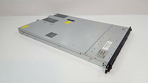 HP ProLiant DL360 G6 1U 64-bit Server with 2xQuad-Core E5540 Xeon 2.53GHz Processor, 16GB RAM, 4x146GB 10K SAS HDD, RAID, DVD-ROM, 460W Hot Plug Power Supply (Best Xeon Processor For Server)