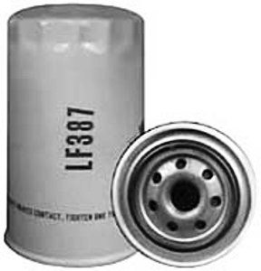 Hastings LF387 Full-Flow Lube Oil Spin-On Filter