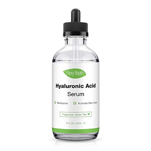 Hyaluronic Acid Serum 4 oz - Ultimate Hydrating Anti Aging S