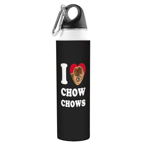 tree-free-greetings-vb49034-i-heart-chow-chows-artful-traveler-stainless-water-bottle-18-ounce-tan