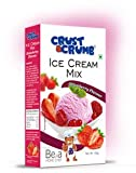 Crust & Crumb Ice Cream Mix Strawberry