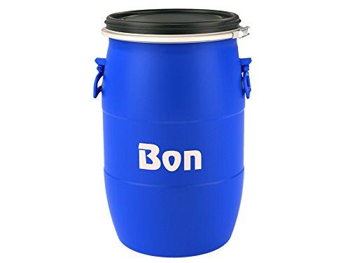 22 816 15 Gallon Plastic Mixing Barrel product image