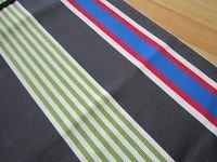 Teppich bunt gestreift ikea  IKEA Teppich BISLEV, 80x200cm, Bunt/Gestreift, beidseitig ...
