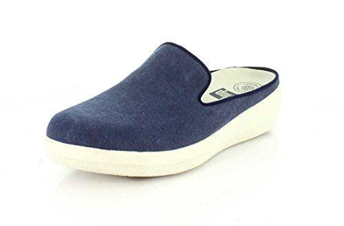 FitFlop Damen Superskate Slip-On Mitternachtsmarine