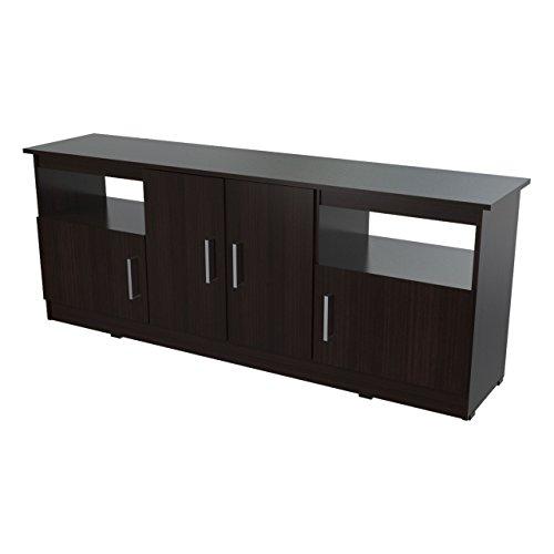 inval-mtv-6719-contemporary-flat-screen-tv-stand-60-inch-espresso-wengue