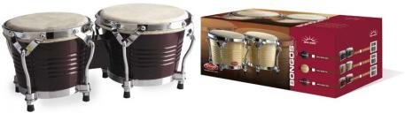 Stagg BW200ch Bongos Cherry