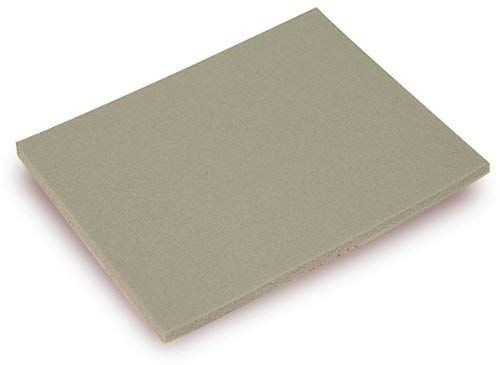 National Artcraft Flexible Sanding Pad with Extra Fine #220 Grit - Washable (Pkg/2) by High Flex