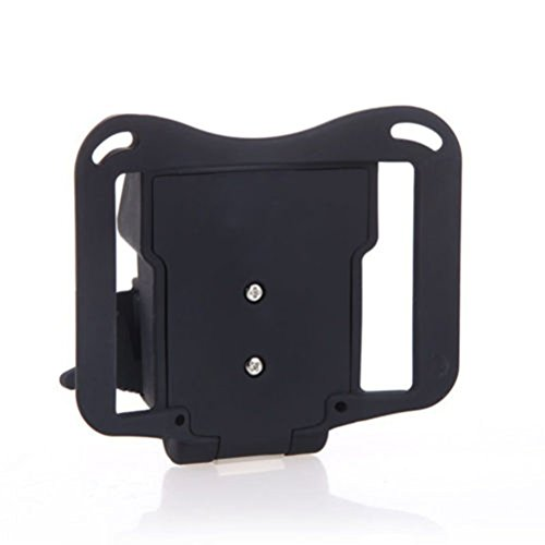 Tinksky Camera Belt Clip System Holster Belt Buckles for DSLR SLR Cameras Canon Nikon ()