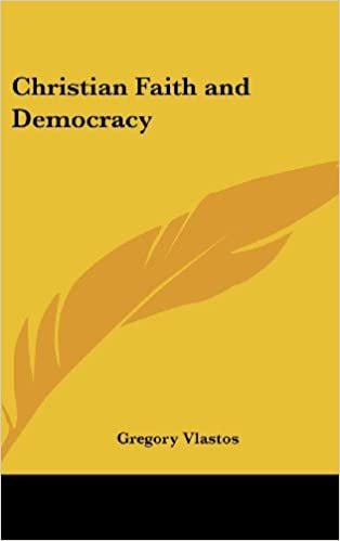 Book Christian Faith and Democracy