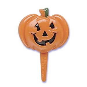 Oasis Supply - 24 Halloween Cupcake Cake Toppers