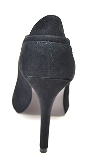 Nero Camoscio Scarpa Decolte Liu Black jo Art S62035 Donna P0021 x7IXxvq