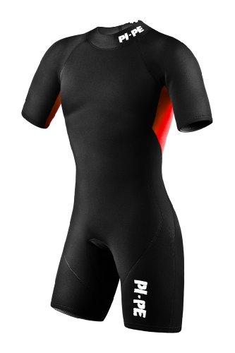 PI-PE Herren Neoprenanzug Pure, Schwimmanzug, Tauchanzug, Shorty