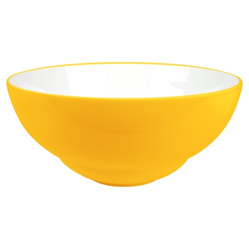 Waechtersbach Uno Soup/Cereal Bowls, Curry, Set of 4