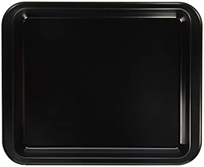 "Kaiser 647609 Roasting Pan ""Delicious"" 13X11X2In In Black, Black"