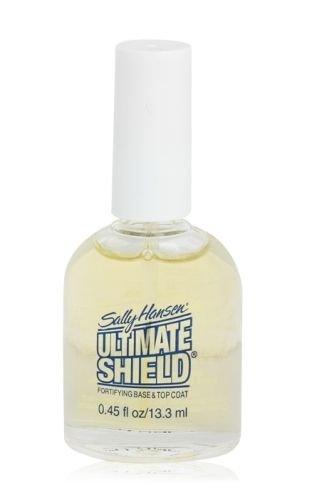 Sally Hansen Ultimate Shield Fortifying Base & Top Coat, [2655], 0.45 (Fortifying Base)