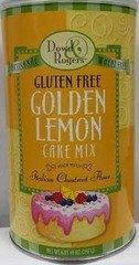 Golden Lemon Cake Mix - 2