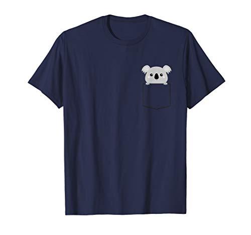 (Pocket Koala Bear Shirt)