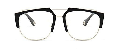 polarisées rond Lennon inspirées soleil retro style cercle B du vintage lunettes de en métallique qgREwRH