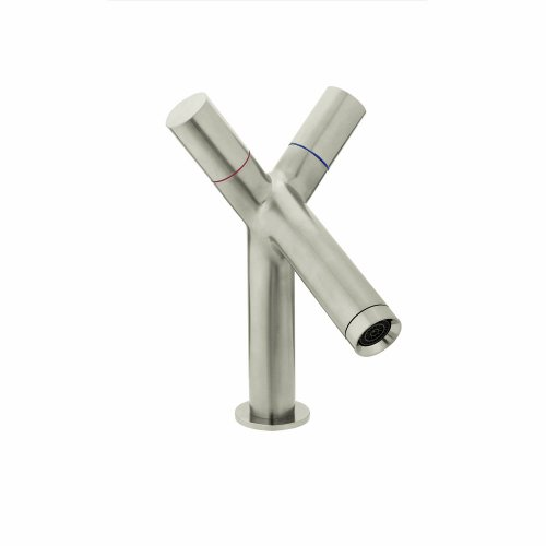 (Hansgrohe 10030821 Starck Single Hole Faucet, Brushed Nickel)