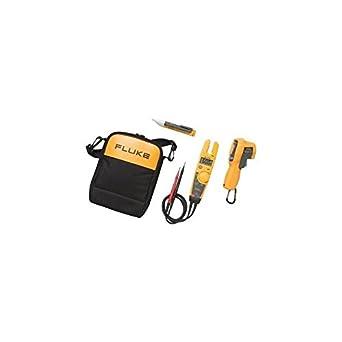 Industrial FLUKE T5 – 600/62MAX +/1AC Kit comprobador eléctrico, detector de