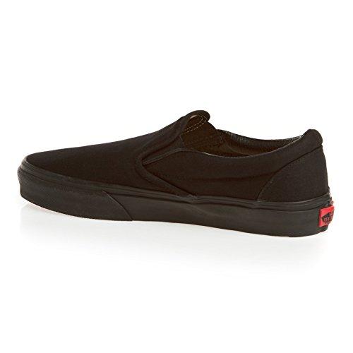 Slip adulte Black Black U Baskets mode Classic on Vans Bka Noir mixte 0S4wEwq