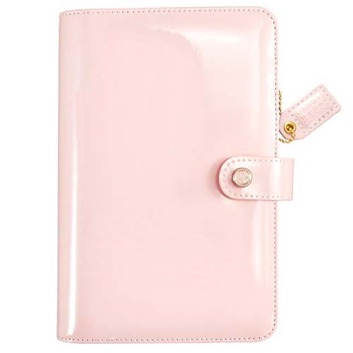 Webster's Pages Patent Petal Pink Color Crush Personal Planner Kit (CCPK001-PTP)