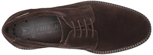 Mephisto Hombres Gianni Oxford Dark Brown Velours