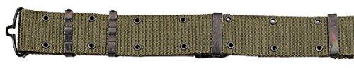 Belt Drab Olive Pistol (Rothco Pistol Belt, Olive Drab, Large)