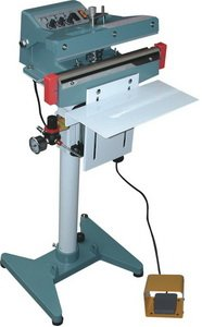 AIE-805FA Pneumatic 32'' Impulse Auto Foot Sealer / Bag Sealer (5mm Seal) from ABC Office