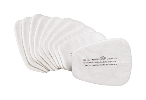 3M 5P71PB1 6000 Series Particulate Filter P95, 40-Filters
