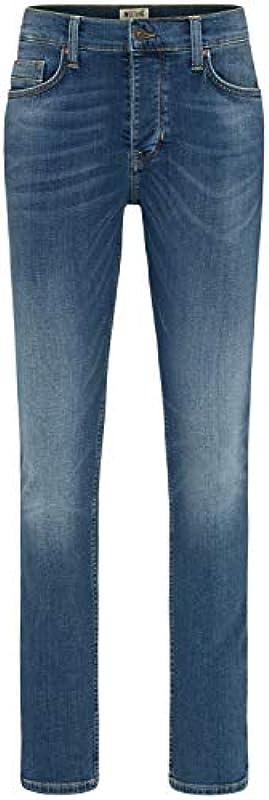MUSTANG męskie jeansy Slim Fit Vegas: Odzież