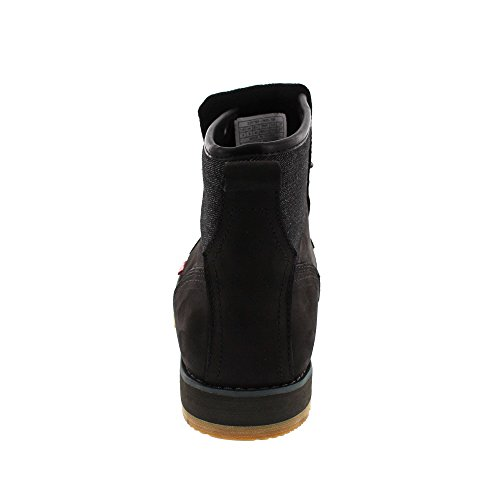Black Logan Regular Kurzschaft Gelb Stiefel Noir Herren Schwarz Levi's 8qx5O5