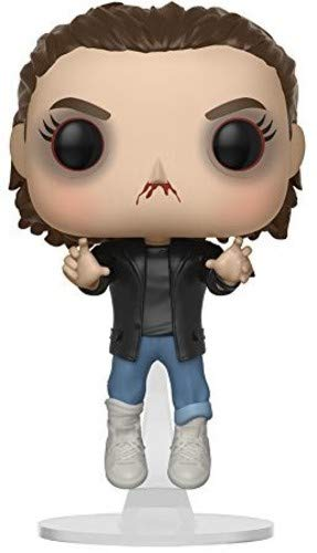 Funko- Pop Television Stranger Things-Eleven (Elevated) Figura, Multicolor (Last Level FFK30855)