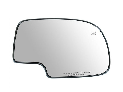 Tahoe Suburban Escalade Gmc Yukon Xl Denali 00 - 06 Power Heated Mirror Glass Rh
