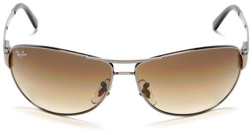 eb9048d2c5 Ray-Ban Sunglasses RB3342 Sunglasses  Amazon.co.uk  Clothing